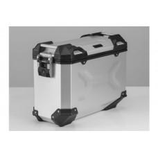 Кофры  ®TRAX ADV ALU-BOX (37 литров / серебристый / левый)