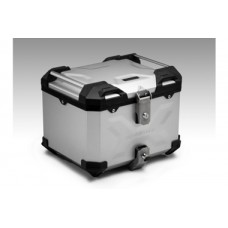 Центральный кофр TRAX ADV 38 литров (серебристый)
