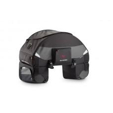 EVO Speedpack tail bag. 75-90 l. Ballistic Nylon. Black/Grey.