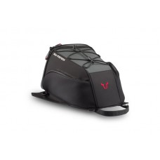 EVO Slipstream tail bag. 13 l. Ballistic Nylon. Black/Grey.