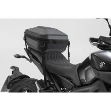 URBAN ABS top case. 16-29 l. Lashing option. ABS plastic. Black.