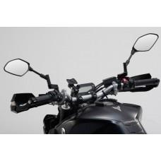 Universal GPS mount kit with navi case Pro L. Incl. ball, arm, navi mount, Navi Case Pro L. (GPS.00.308.30202/B)