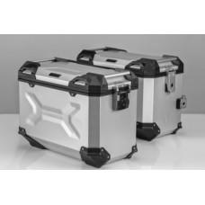 TRAX ADV aluminium case system (KFT.05.158.70100/S)