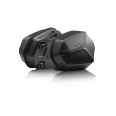 AERO ABS side case system. 2x25 l. Suzuki GSF650/650S/1200/1250,GSX650/1250F.