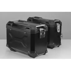 Комплект багажных кофров и креплений к ним для Yamaha XT1200Z Super Tenere.