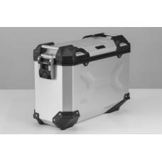 Комплект багажных кофров и креплений к ним для BMW S 1000 XR (15-). (серебристый)