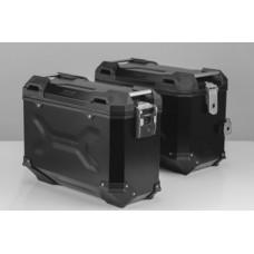 Комплект багажных кофров и креплений к ним для  Kawasaki KLR 650