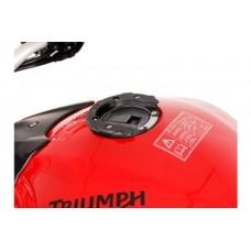 Система для крепления набачных сумок к горловине бензобака SW-MOTECH QUICK-LOCK EVO (6 screws. TRIUMPH.)