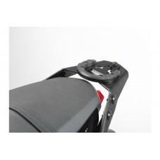 Система для крепления набачных сумок к горловине бензобака SW-MOTECH QUICK-LOCK EVO (Black. For ALU-RACK.)